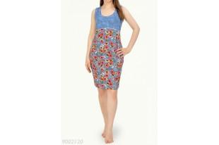 Платье женское кулирка 9002120