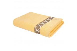 Полотенце Таллин светло-желтый махра
