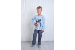 Пижама детская Джем интерлок-пенье