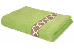 Полотенце Таллин травяной махра