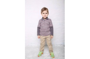 Рубашка детская Паша интерлок