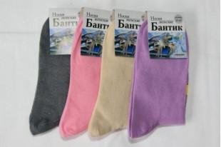Носки женские Бантик смесовая