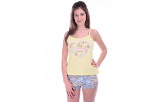 Пижама женская Солнышко трикотаж