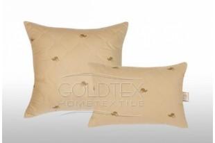 Подушка Подушка Golden Camel Шерсть верблюжья/тик