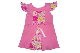 Платье детское Татьяна кулирка