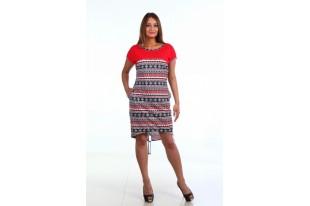Платье женское Ариша кулирка