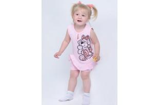 Пижама детская Марта кулирка