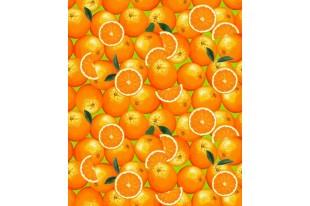 Полотенце Апельсины хлопок