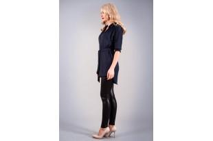 Платье-рубашка женское П 130 масло