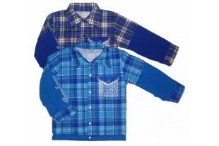 Рубашка детская 281 фланель