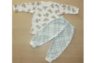 Пижама детская 11015 футер