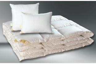 Серия текстиля Богема белый элитный гусиный пух высший сорт