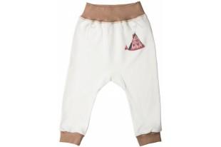 Штанишки детские Маленький пираха ПА-01-07-04 интерлок