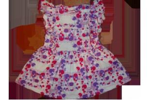 Платье детское Фея кулирка