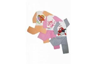 Пижама детская Баюшки кулирка