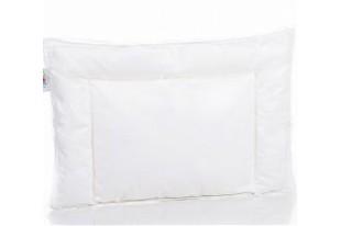 Подушка для малышей Наше счастье белый гусиный пух