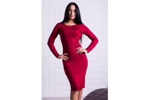 Платье женское П 024 вискоза
