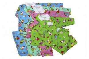 Пижама детская 1107 футер