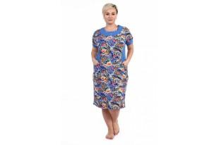 Платье женское 208ХР1208 хлопок