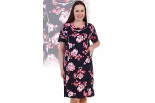 Платье женское №518 кулирка