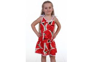 Сарафан детский №5015 кулирка
