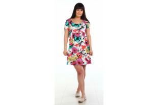 Платье женское 208ХВ1070 вискоза