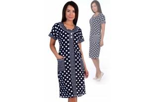 Платье женское Ждана кулирка