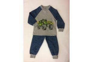 Пижама детская Джип футер