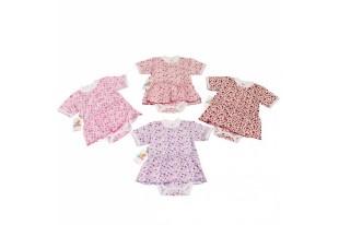 Боди-платье детское 0078 кулирка
