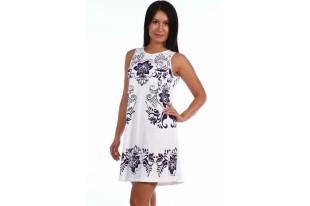Платье женское Миндаль кулирка