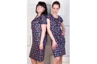 Платье женское №386 масло