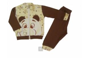 Комплект детский Мишка косолапый интерлок