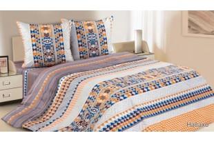 Постельное белье Навахо с простыней на резинке 160*200