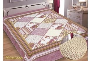 Одеяло-покрывало Жанетта полиэстер