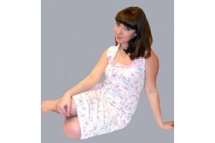 Сорочка женская Анжелика трикотаж