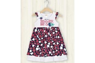 Платье детское 1140161 кулирка
