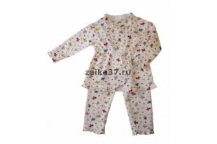 Пижама детская Лоло футер
