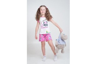 Пижама детская Моя очаровашка кулирка