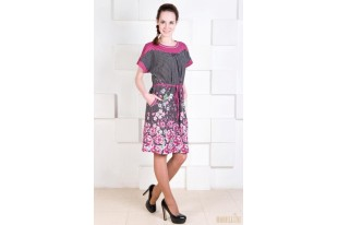 Платье женское №370 кулирка