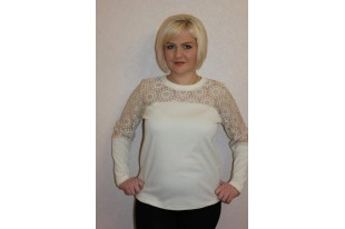 Пуловер женский 870.1 интерлок