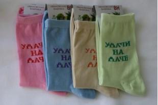 Носки женские Дача смесовая