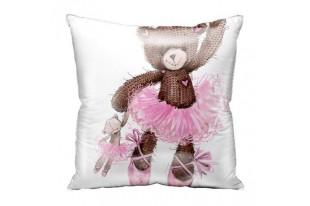Подушка декоративная Медвежонок 40*40