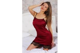 Сорочка женская шелк Н 010